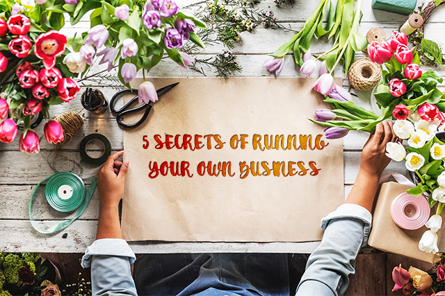 funder and associates blog post five secrets of running a small business